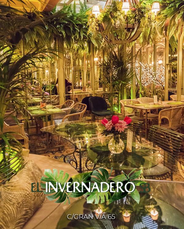 Restaurante El Invernadero de SB