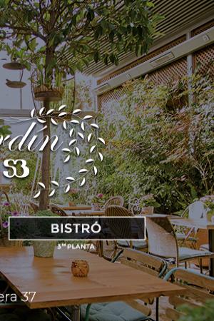 Restaurante Jardín Secreto de SB